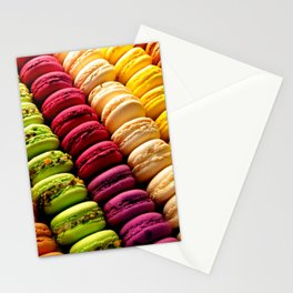 Macarons! (1) Stationery Cards