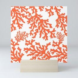 Coral Reef Nautical Delight Mini Art Print