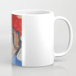 Obama Abstract Coffee Mug