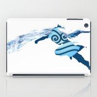 legend of korra iPad Cases featuring Legend of Korra - Southern Water Tribe by Stacie Clarke