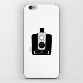 Kodak Brownie Camera iPhone Skin