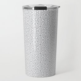 Fretwork Pattern Travel Mug