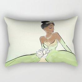 Princess Tiana. Rectangular Pillow