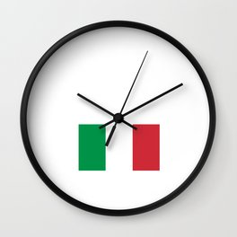 No Love is Greater than Love of an Italian Mother Wall Clock