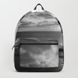 Sunset in Cape Cod Backpack