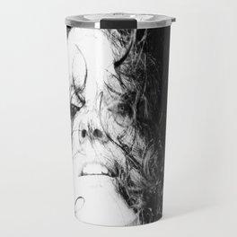 D. in Black Travel Mug