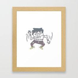 Chett Jackson Framed Art Print