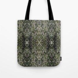 SnowFlowers Tote Bag