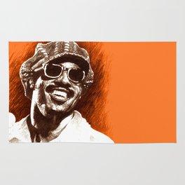 Stevie Wonder Rug