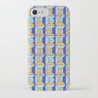 code iPhone & iPod Cases featuring Coatl Code by Pamku