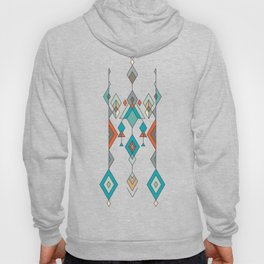 Vintage ethnic tribal aztec ornament Hoody