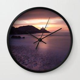 Good morning Bracelet Bay Wall Clock
