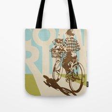 Come Ride Tote Bag