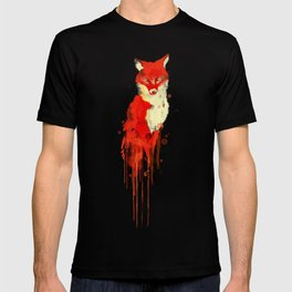 The fox, the forest spirit T-shirt