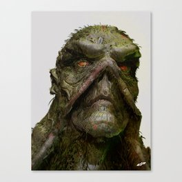 SwampThing Canvas Print