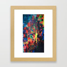 Unified variety, varied unity #3 Framed Art Print