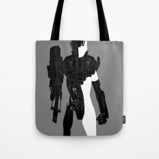 Retrorobot Tote Bag