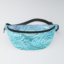 California Succulents Fanny Pack