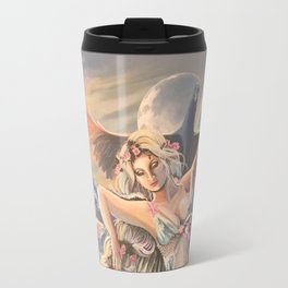Dressing Aphrodite Travel Mug