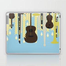 Growing Music Laptop & iPad Skin