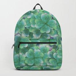 Four Leaf Clover Backpack