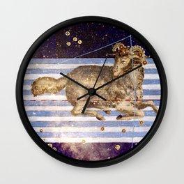 Aries - Uranometria Collection Wall Clock
