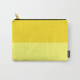 Banana Custard Carry-All Pouch