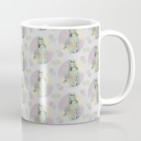 easter Mugs featuring Easter by Kris Efe