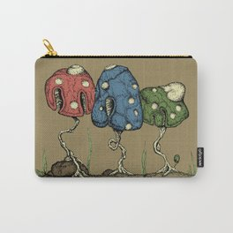 Plumbing Power Ups Carry-All Pouch
