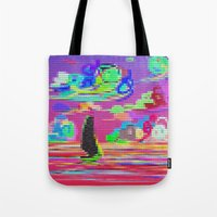 sail Tote Bags featuring Sail by wingnang