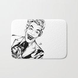Joker On You Bath Mat