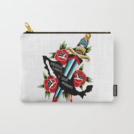 Mexico Lindo y Que Herido Carry-All Pouch