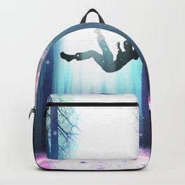 Alien Abduction Backpack