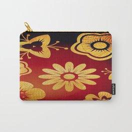 Mi Flor Carry-All Pouch