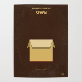 No233 My Seven mmp Poster