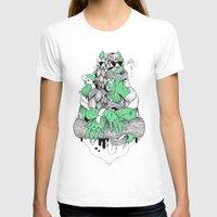 mona lisa T-shirts featuring Mona Lisa by Gaetan billault