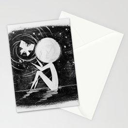 Stickmens Series - Light Stationery Cards