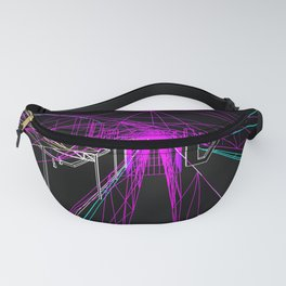 Tunnel View Fanny Pack