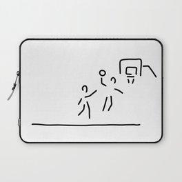 basketball usa basketball player Laptop Sleeve