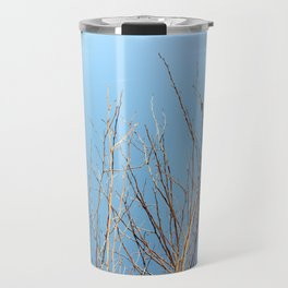 Winter Freeze Travel Mug