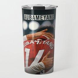 Aubameyang Travel Mug