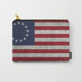 Betsy Ross Flag Carry-All Pouch
