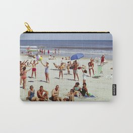 1960's Wildwood NJ Beach, Carry-All Pouch