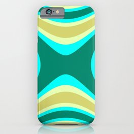 Pulled In Different Directions iPhone Case