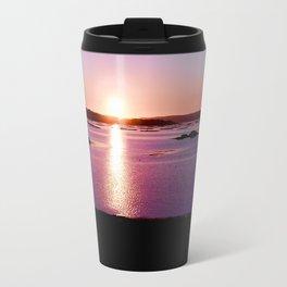 Galician Sunset Travel Mug