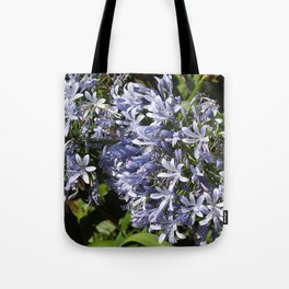 Love Flowers Tote Bag