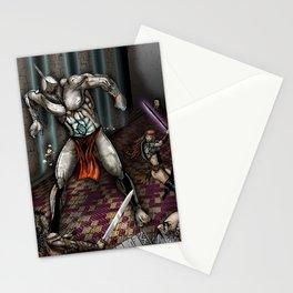 The Iron Golem Stationery Cards