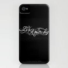 Los Anarchy iPhone (4, 4s) Slim Case