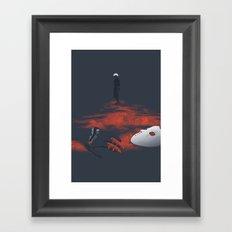 Tokyo Ghoul - 993 Framed Art Print