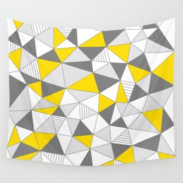 pattern-T Wall Tapestry